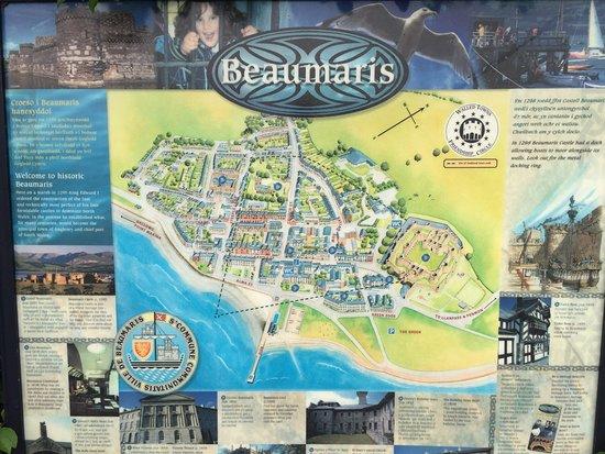 Beaumaris, UK: photo1.jpg