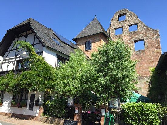 Klosterschänke, Altleiningen - Restaurant Bewertungen, Telefonnummer ...