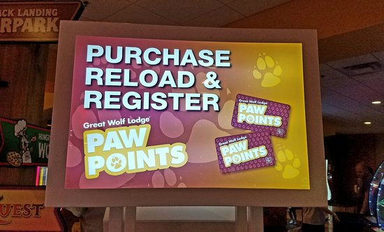 "Fitchburg, MA : Purchase at ""Paw Points"" machine in arcade"