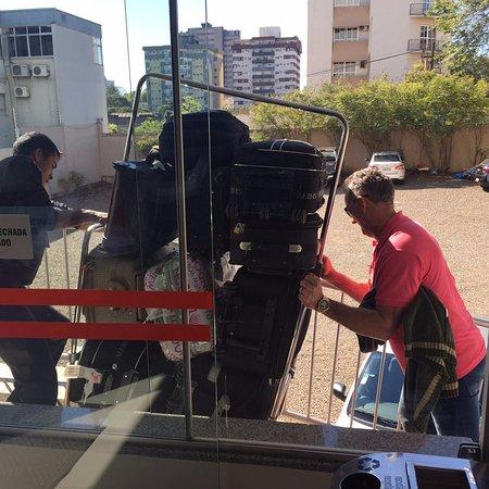 San Juan Tour: Garagem