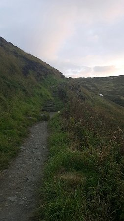 Boscastle, UK: 20160827_193421_large.jpg