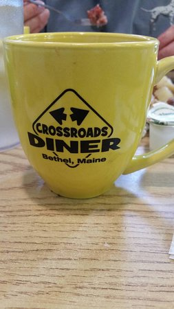 Bethel, ME: Neat coffee mugs.
