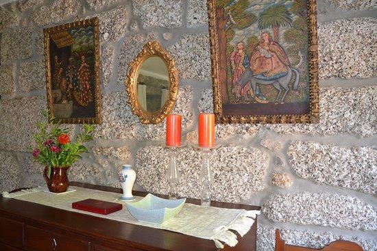 Celorico de Basto, Portugal: Living room