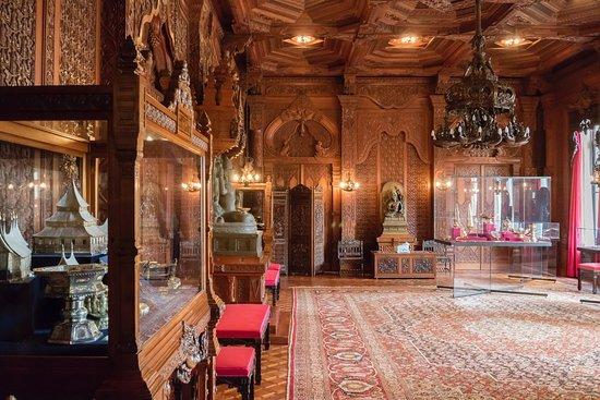 Dit is de Indische zaal - heel erg mooi! - Foto van Paleis ...