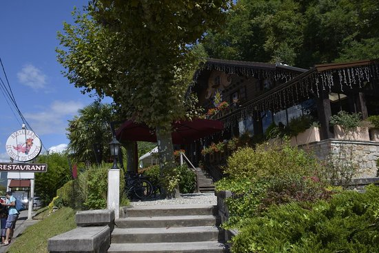 Tresserve, Франция: Le chalet du Coucou