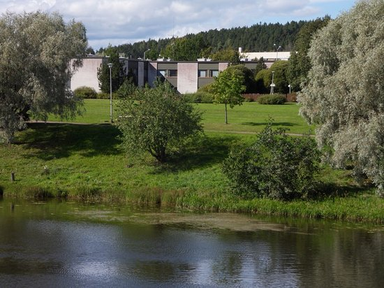 Kouvola, Finlandia: Sommelo is situated by the Kymijoki river