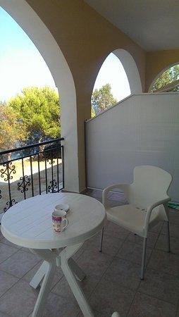 Agios Nikolaos, Griekenland: балкон