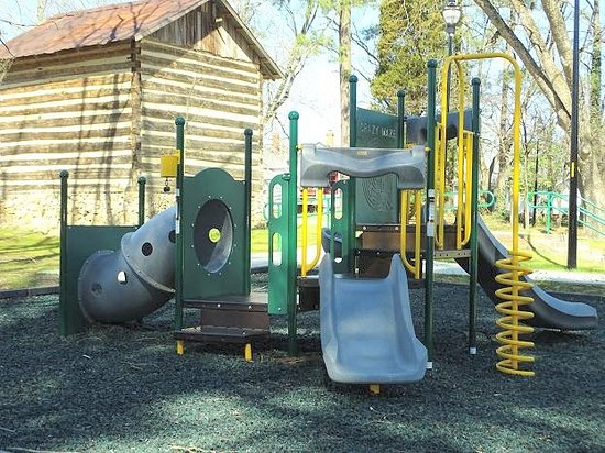 Museums of Fuquay-Varina: small playground