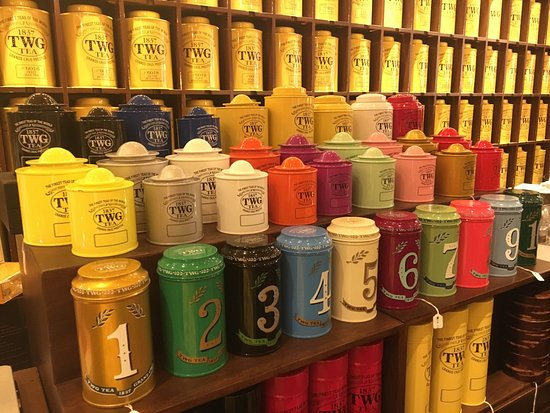 ‪TWG Tea Boutique‬