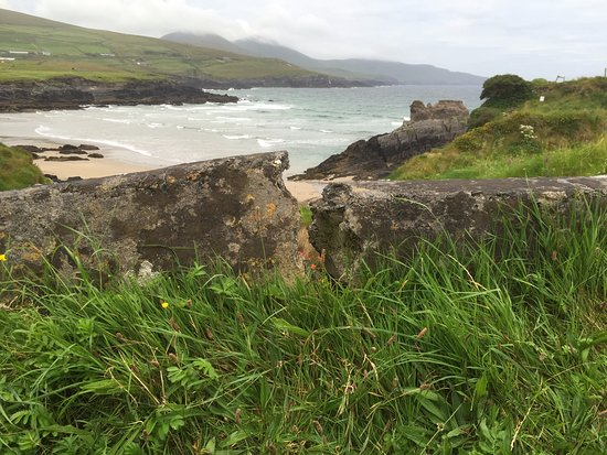 Beach Cove B&B: St. Finian's Bay; directly across the street from the B&B!