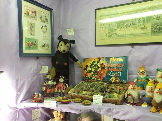 Brading, UK: Mickey mouse