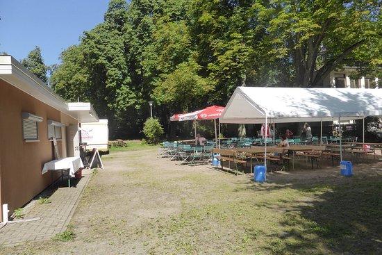 Biergarten Bild Von Kuchems Brauhaus Pirmasens Tripadvisor