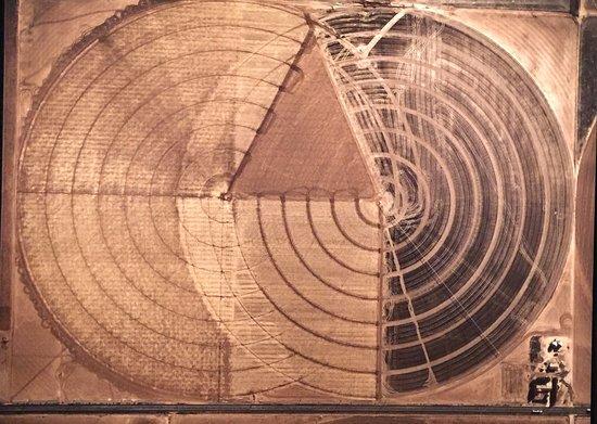 Edward Burtynsky Water exhibition - Yuma photo - Phoenix Art