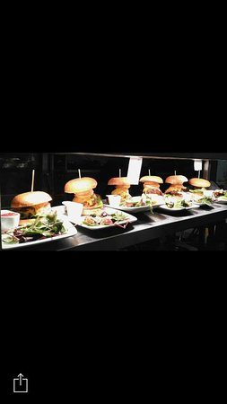 County Laois, Ierland: Forty Tower Burgers
