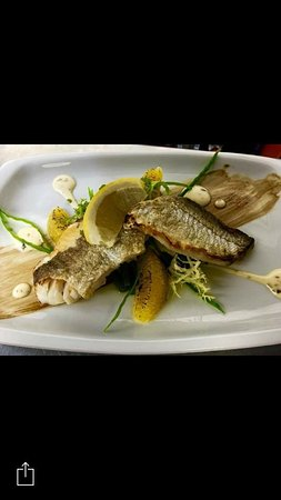 County Laois, Irland: Seafood Special