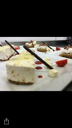 County Laois, ไอร์แลนด์: Dessert