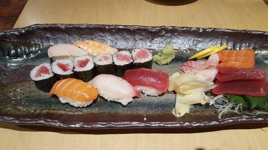 Ίρβινγκ, Τέξας: Sushi and Sashimi special