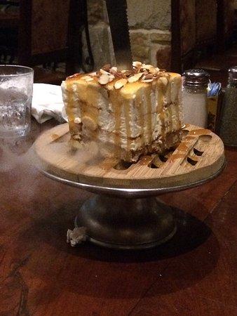 อาบีลีน, เท็กซัส: Pecan praline pie