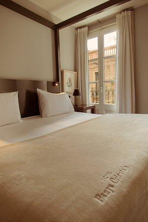 Hotel Banys Orientals: Standar room / Habitación estandar