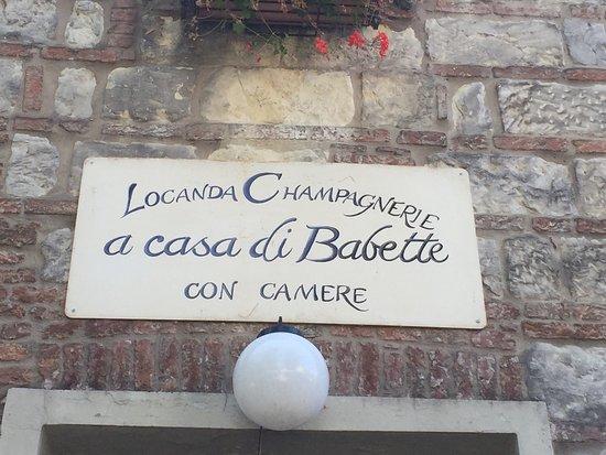 Foto di a casa di babette rosignano - La casa di babette ...