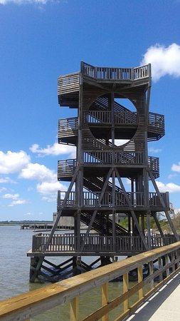 Port Royal, SC: viewing tower