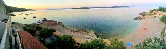 Zavala, โครเอเชีย: La spiaggia principale