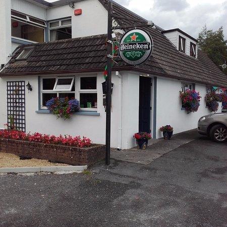 Claremorris, Irland: The entrance