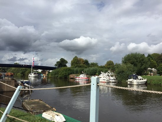 Upton upon Severn, UK: The Boathouse