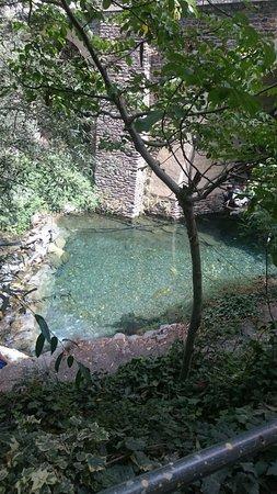 Guejar Sierra, สเปน: la piscina natural del rio