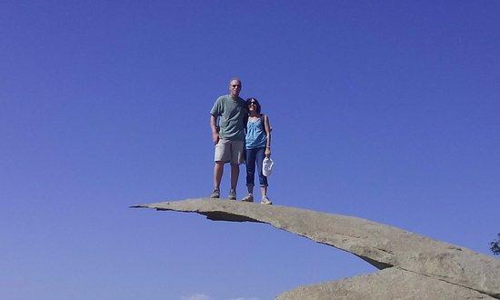Poway, Californië: Amazing Potato Chip Rock