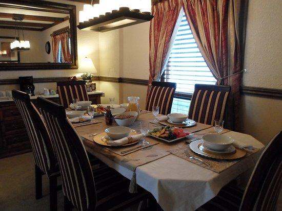 Li-Li Bed & Breakfast: sala della colazione