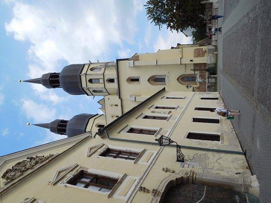 basilique St Nicolas Trnava