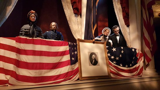 Biblioteca y Museo Presidencial de Abraham Lincoln: Ford's Theater