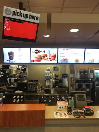 Jacksonville, Carolina del Norte: McDonald's