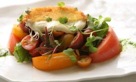 Chatham, Nueva Jersey: Tomato Salad