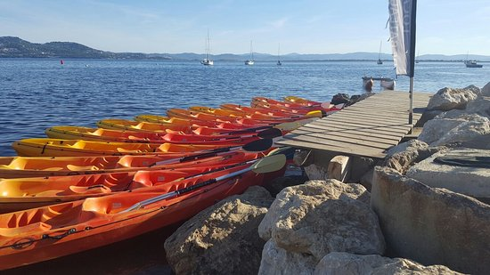 Giens, Fransa: La Petite Flottille