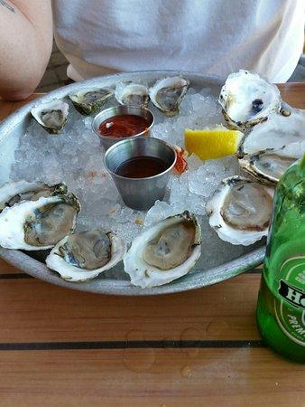 Саут-Кингстон, Род Айленд: Matunuck Oyster Bar