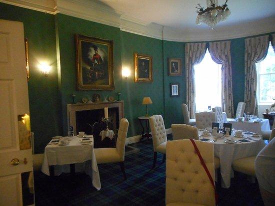 Portsoy, UK: Breakfast room