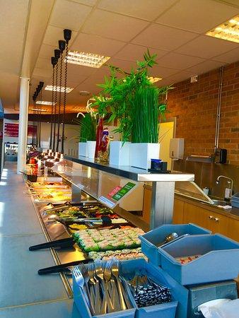 Kalmar, Sweden: Söderport Café & Restaurang