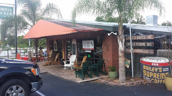 Brooksville, Floryda: The best breakfast place!