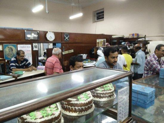Kayani Bakery: Inside the bakery