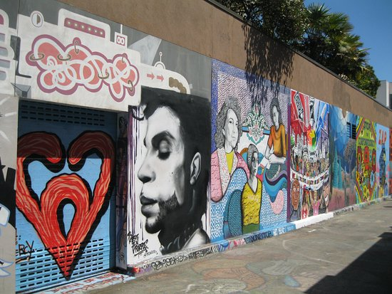 Mission Trail Mural Walks : Prince