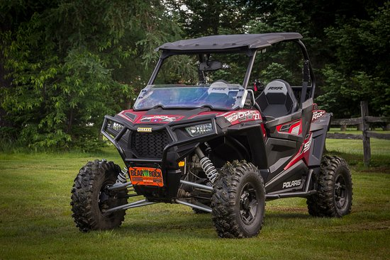 Pittsburg, Nueva Hampshire: 'Ultimate' Polaris RZR S 900