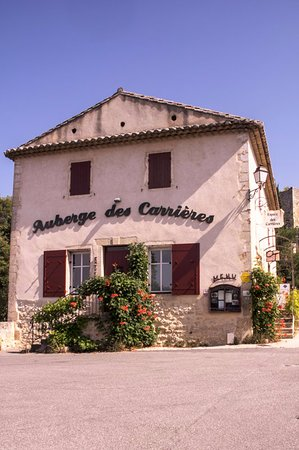 Taillades, France: Front view