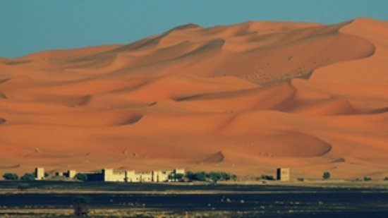 Dunes Erg Chebbi Merzouga Desert