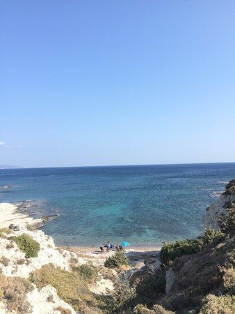 Alacati, Tyrkiet: Delikli Koyu