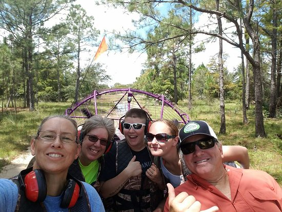 Alligator Cove Airboat Nature Tours: 20160827_125216_large.jpg