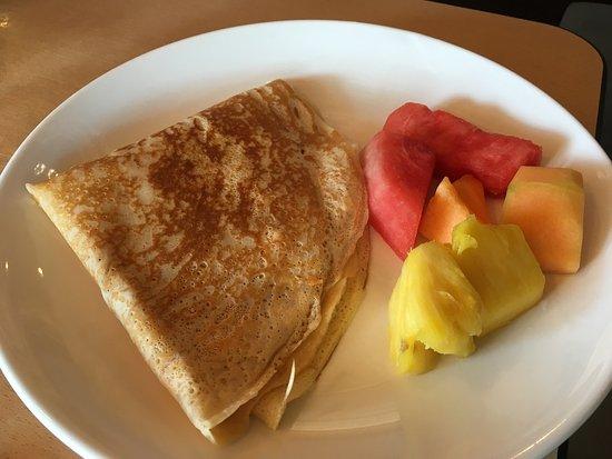 Fremont, Kalifornien: Yummy crepes