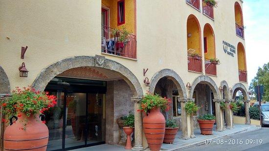 Hotel Poseidonia Mare Foto