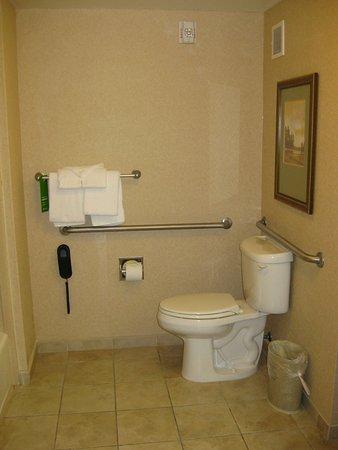 Pocatello, ID: Toilet with handle bars